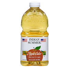 Indian Summer Apple Cider - 8 pk. - 64 oz.