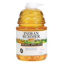 Indian Summer Apple Juice - 4 pk. - 128 oz.