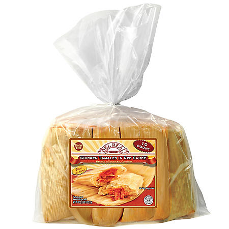 Del Real Chicken Tamales (10 ct.)