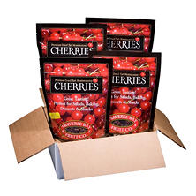 Traverse Bay Dried Cherries - 14 oz. - 4 pks.