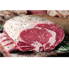 USDA Choice Angus Beef Bone-In Prime Rib Roast (7 lbs.)