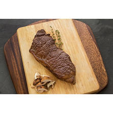 Wagyu-Kobe New York Strip (8 oz. steaks, 4 ct.)