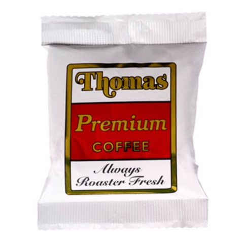 Thomas Coffee Regular Roast, Portion Packs (64 ct.)