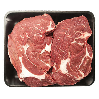 USDA Choice Angus Beef Chuck Roast (priced per pound)