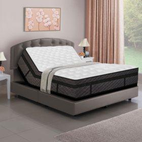 Premium Adjustable Base Digital Air Bed