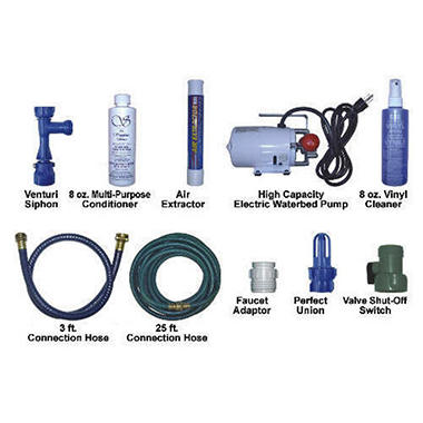 Recycler Electric Water Pump & H2O Management Kit