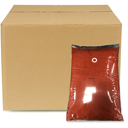 Member's Mark Cafe Tomato Ketchup Dispenser Pouches, Bulk Wholesale Case (1.5 gal. pouch, 3 ct.)