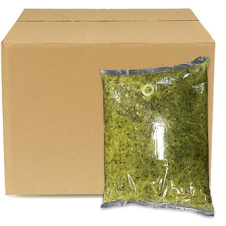 Member's Mark Cafe Sweet Relish Dispenser Pouches, Bulk Wholesale Case (1.5 gal. pouch, 3 ct.)