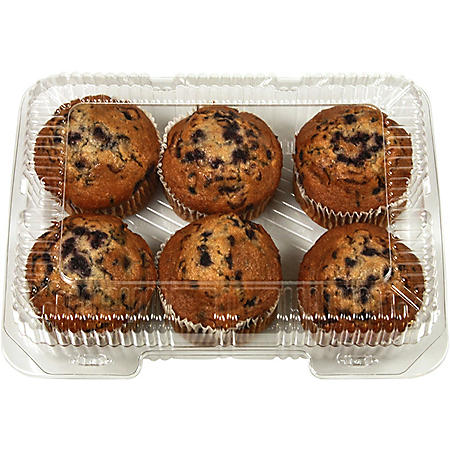 Member's Mark Blueberry Muffins (6 ct.)