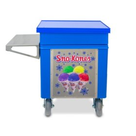 Gold Medal Insulated Sno-Kone Caddy