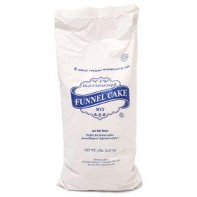 Gold Medal Old Fashioned Funnel Cake Mix (5 lb. bag, 6 ct.)