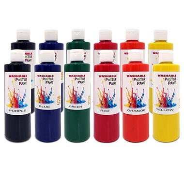 Fun Art Spinner Paints - 12 pk.