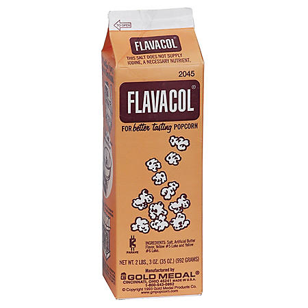 Gold Medal Flavacol Seasoning Salt (35 oz., 12 ct.)