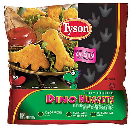 Tyson® Dino Chicken Nuggets