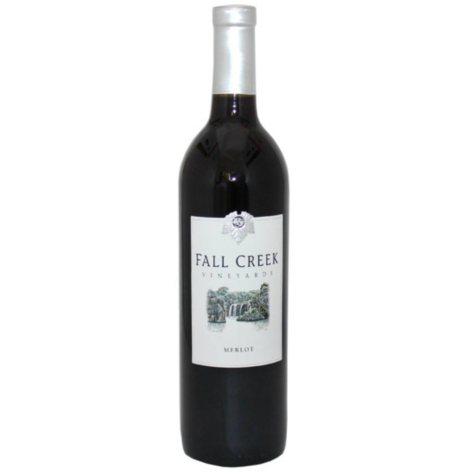 Fall Creek Vineyards Merlot (750 ml)