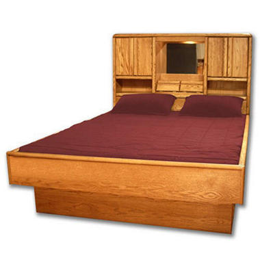 Grand Retro Waterbed Frame Set (Assorted Sizes)