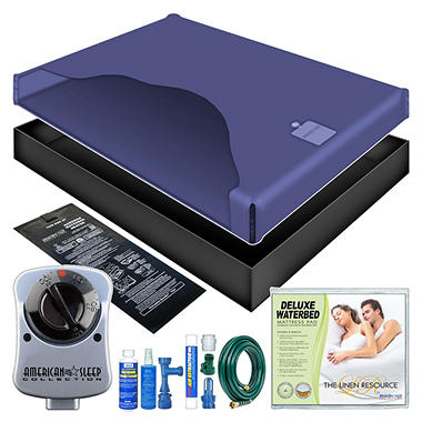 Free Flow Waterbed Mattress Kit - Super Single