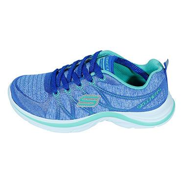 Skechers Swift Kicks Lil Glamour Girls Athletic Shoe