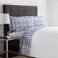 London Fog 6-Piece Luxury Sheet Set (Assorted Sizes and Colors)