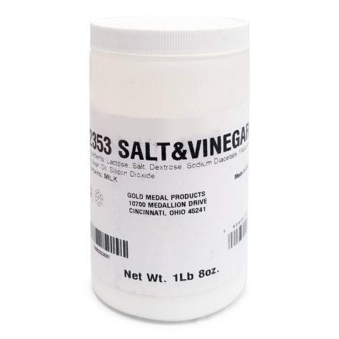 Gold Medal Salt & Vinegar Savory Popcorn Seasoning (1.5 lbs.)