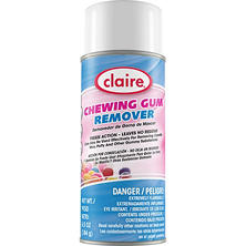 Claire Chewing Gum Remover (6.5 oz., 3 pk.)
