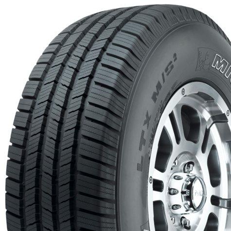 Michelin LTX M/S2 - LT275/65R20 126R Tire