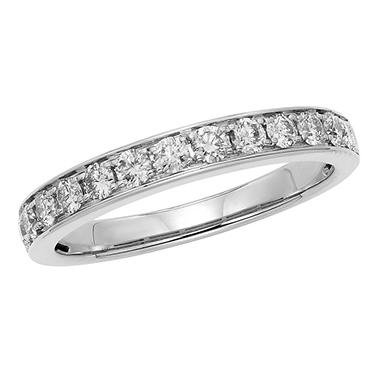 .50 CT. T.W. Diamond Band Set in 14K Gold