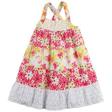 Girls' Daisy Dress