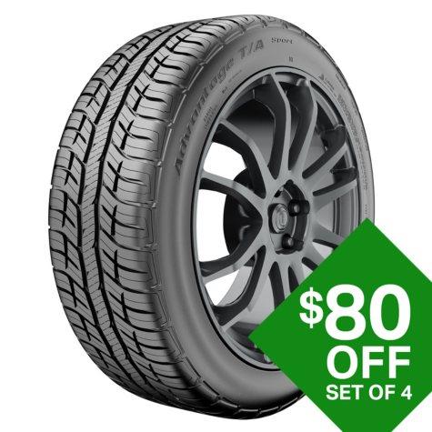 BFGoodrich Advantage T/A Sport 185/60R15 84T Tire