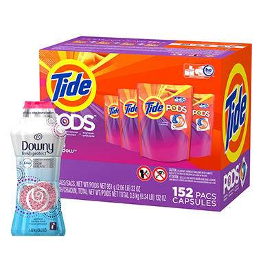 Tide Pods Laundry Solutions Bundle