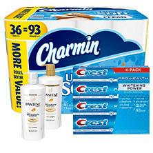 Charmin Bath Solution Bundle