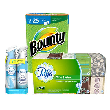 Bounty Home Solution Bundle
