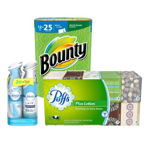 Bounty Home Solution Bundle