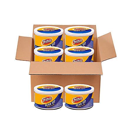 Fritos Bean Dip (9.0 oz. ea., 6 pk.)