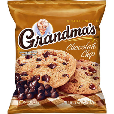 Grandma's Chocolate Chip Cookies (20 pk.)