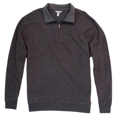 Van Heusen Quarter Zip Pullover