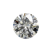 Premier Diamond Collection 0.57 CT. Round Brilliant Diamond - GIA (H, VVS2)