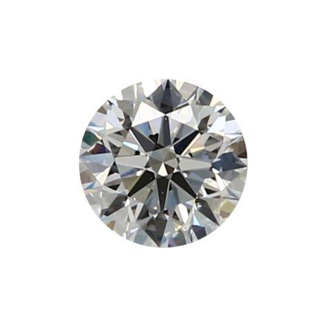 Premier Diamond Collection 0.70 CT. Round Brilliant Diamond - GIA (G, VS1)