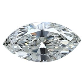 Premier Diamond Collection 1.01 CT. Marquise Cut Diamond - GIA (H, SI2)