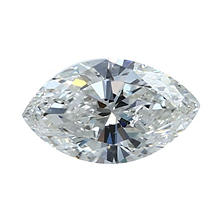 Premier Diamond Collection 0.97 CT. Marquise Cut Diamond - GIA (G, SI1)