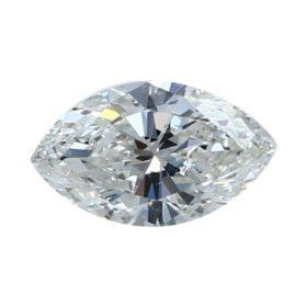 Premier Diamond Collection 0.97 CT. Marquise Cut Diamond - GIA (G, SI1)