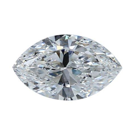 Premier Diamond Collection 0.93 CT. Marquise Cut Diamond - GIA (D, SI1)