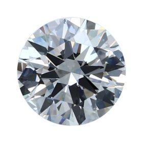Premier Diamond Collection 2.01 CT. Round Brilliant Diamond - GIA (D, VS1)