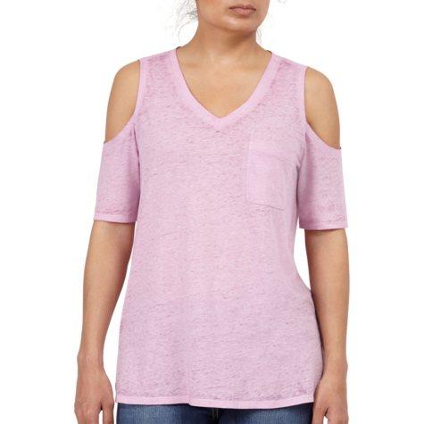 Designer Women's Cold Shoulder Top