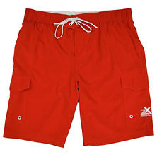 ZeroXposur Men's Axed Swim Trunks
