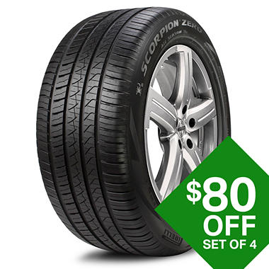 Pirelli Scorpion Zero A/S Plus - 235/55R19/XL 105Y Tire