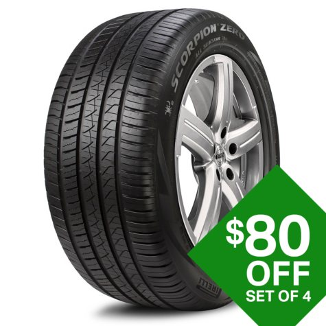 Pirelli Scorpion Zero A/S Plus - 265/35R22/XL 102Y Tire