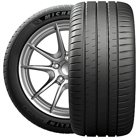 Michelin Pilot Sport 4 S - 295/35ZR20/XL 105Y Tire