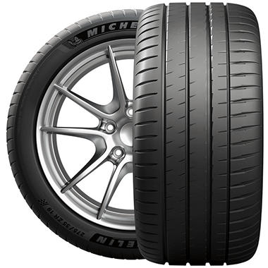 Michelin Pilot Sport 4 S - 255/30ZR19/XL 91Y  Tire