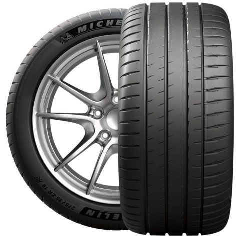 Michelin Pilot Sport 4 S - 295/35ZR21/XL 107Y Tire